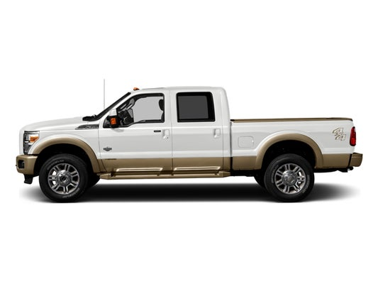 2016 Ford Super Duty F 350 Srw Platinum Xl Xlt Lariat